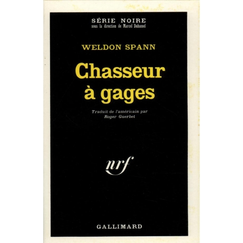 Chasseur à gages