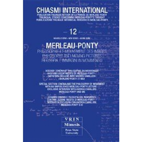 Chiasmi international n. 12, philosophie et mouvement des images