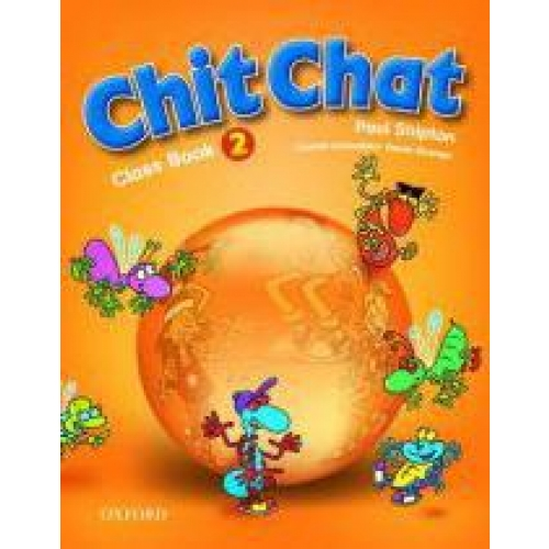 Chit Chat 2 - Class Book
