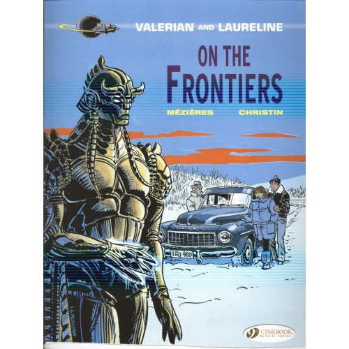 Valerian and Laureline - Book 13, On the Frontiers