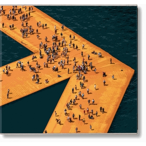Christo and Jeanne-Claude - The Floating Piers