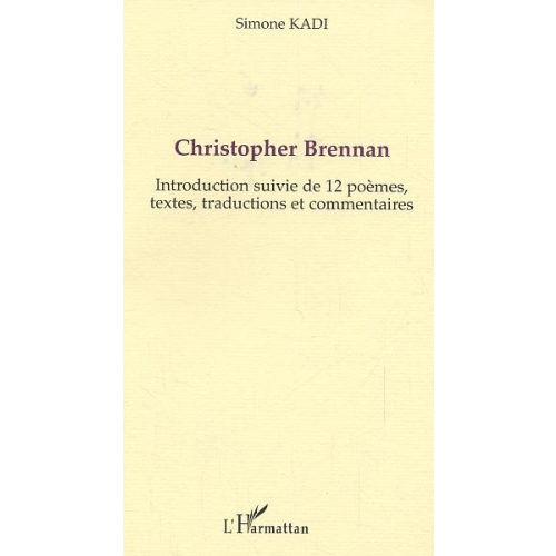 Christopher Brennan