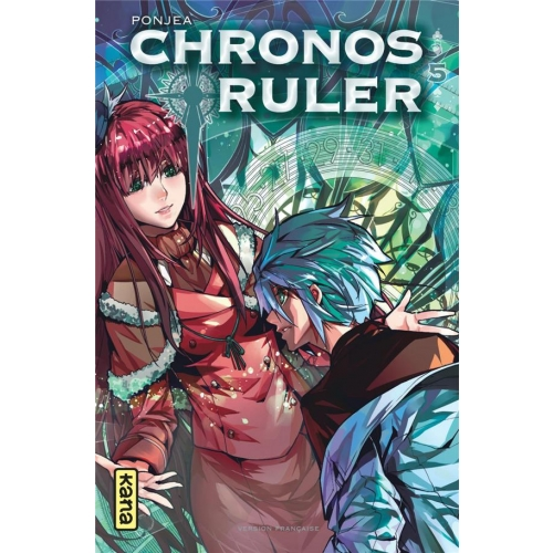 Chronos Ruler Tome 5