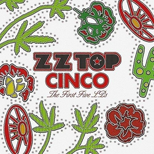 CINCO: THE FIRST FIVE LP'S