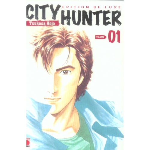 City Hunter (Nicky Larson) Tome 1 . Edition De Luxe