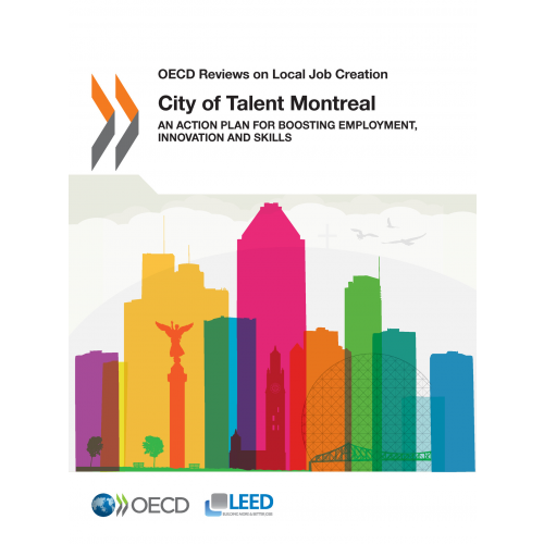 City of Talent Montreal