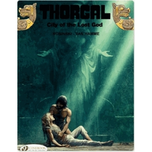 Thorgal Tome 6 - City of the Lost God