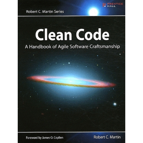 Clean Code - A Handbook of Agile Software Craftmanship