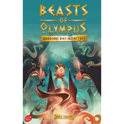 Beasts of Olympus Tome 2 - Le toutou infernal