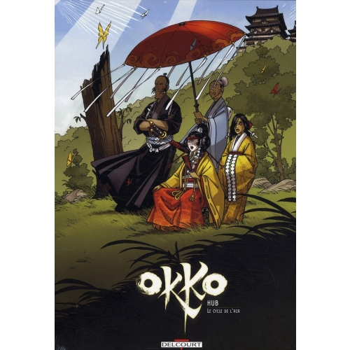 Okko Tome 5 et 6 - Le cycle de l'air