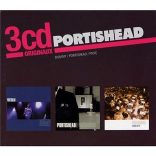 Coffret 3 CD - Portishead
