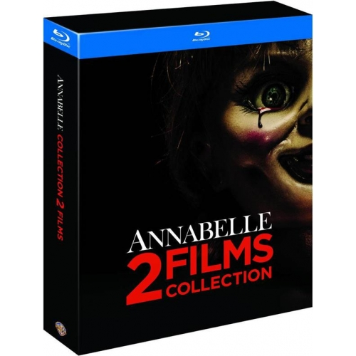 COFFRET ANNABELLE 2 FILMS : ANNABELLE LA CREATION DU MAL