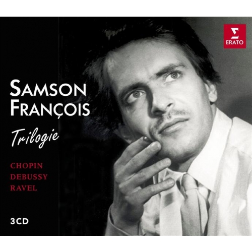COFFRET CHOPIN DEBUSSY RAVEL
