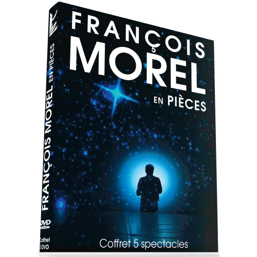 COFFRET FRANCOIS MOREL 4 SPECTACLES