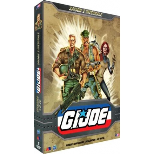 COFFRET G.I. JOE  PARTIE 1