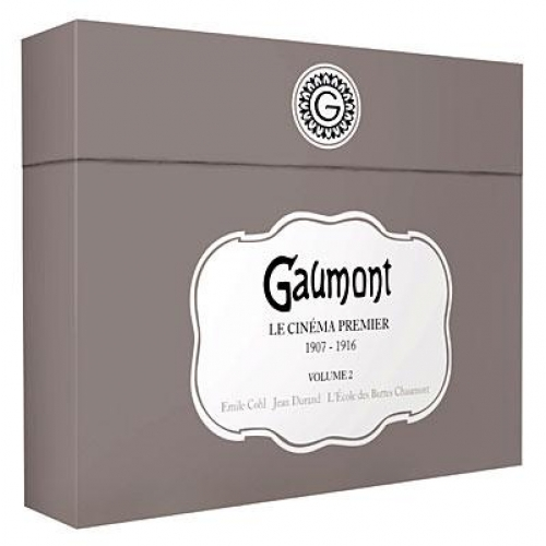 COFFRET GAUMONT CINEMA PREMIER VOL.2 1907 - 1916
