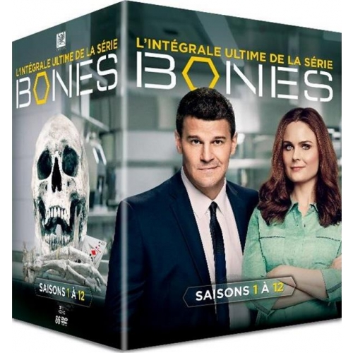 COFFRET INTEGRALE BONES