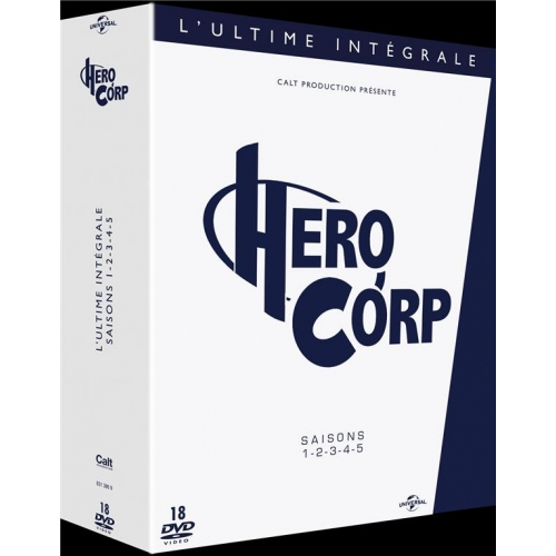 COFFRET INTEGRALE HERO CORP