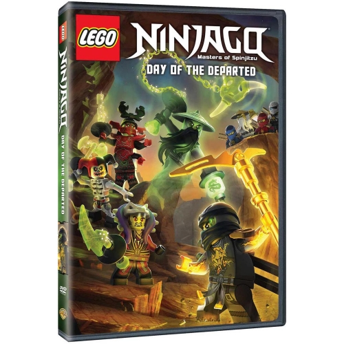 COFFRET LEGO NINJAGO : DAY OF THE DEPARTED