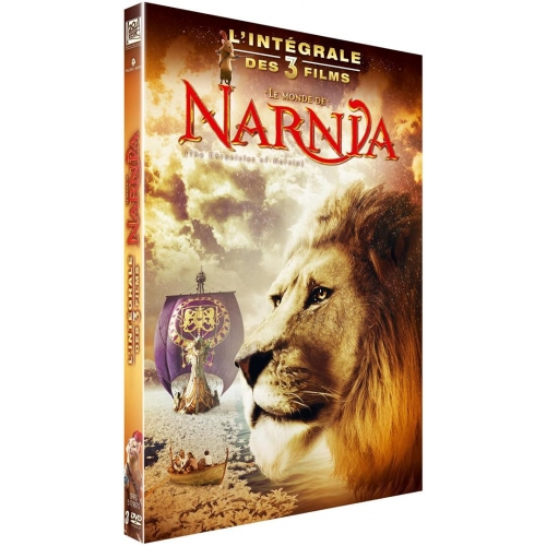COFFRET NARNIA 3 FILMS