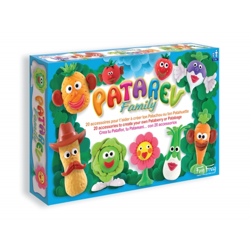 Coffret Patarev family