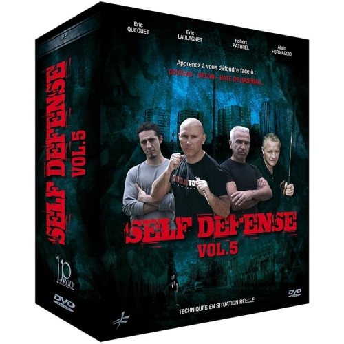 COFFRET SELF-DEFENSE, VOL. 5