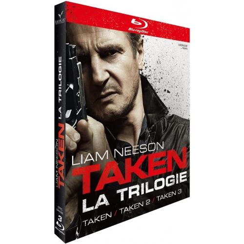 COFFRET TAKEN 3 FILMS