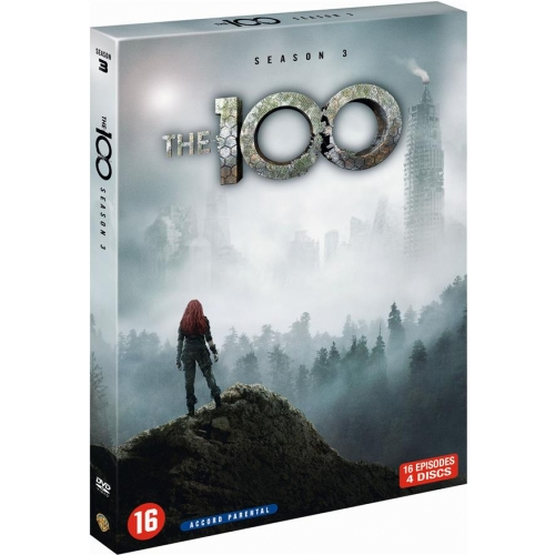 COFFRET THE 100, SAISON 3