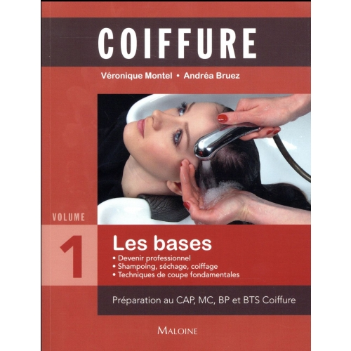 Coiffure - Tome 1, Les bases