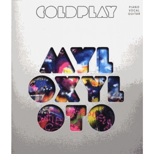Coldplay Mylo Xyloto