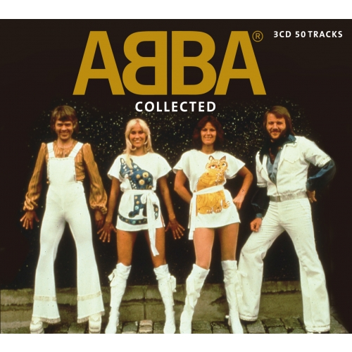 Coffret 3CD - Collected - Abba