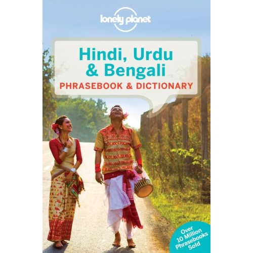 Hindi, Urdu & Bengali - Phrasebook & Dictionary