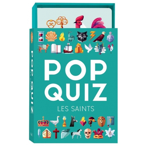 Pop-quiz les saints