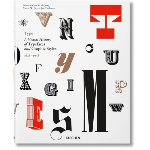 Type - A visual history of typefaces and graphic styles