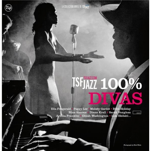 COLLECTION TSF JAZZ - 100% DIVAS