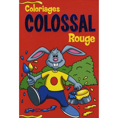 Coloriages Colossal Rouge