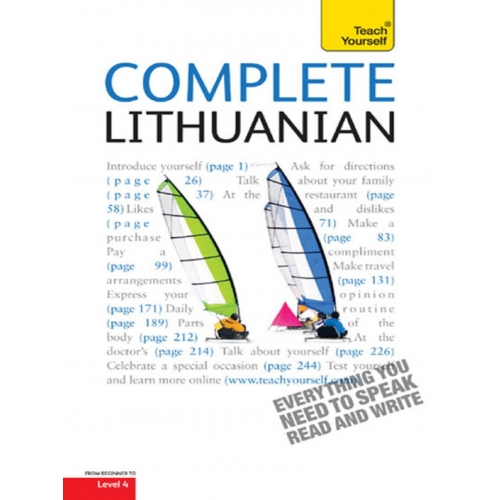 Complete Lithuanian Beginner to Intermediate Course
