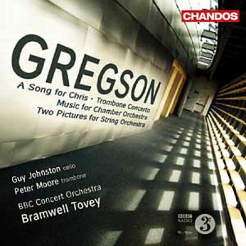 CONCERTO & A SONG FOR CHRIS - MUSIC FOR CHAMBER ORCHESTRA - TWO PICTURES