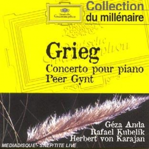 CONCERTO POUR PIANO PEER GYNT