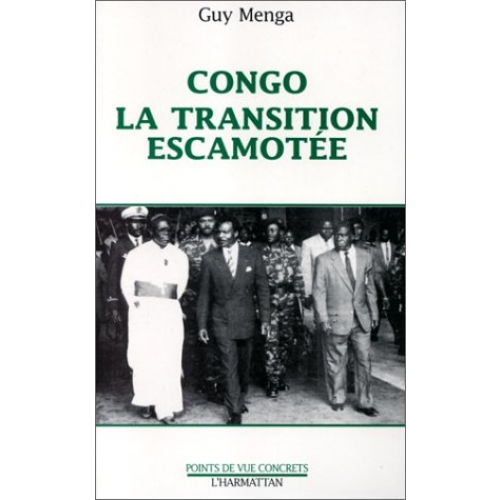 Congo, la transition escamotée