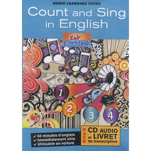 Count and Sing in English