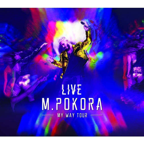 My Way Tour Live - 2CD + DVD