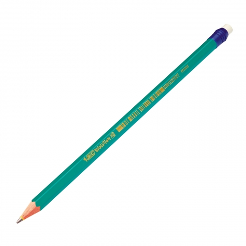 Crayon graphite Evolution HB bout gomme