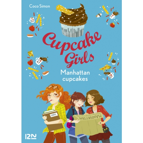 Cupcake Girls - tome 16 : Manhattan cupcakes