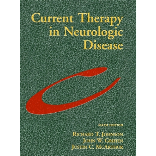 Current Therapy in Neurologic Disease. 6th edition