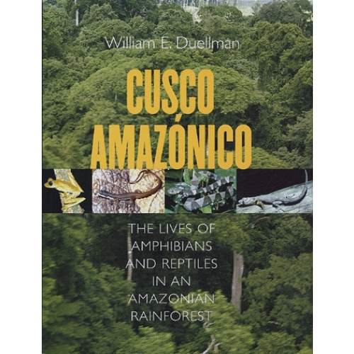 Cusco Amazonico - The Lives of Amphibians and Reptilesin an amazonian Rainforest
