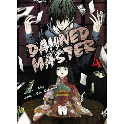 Damned Master Tome 4