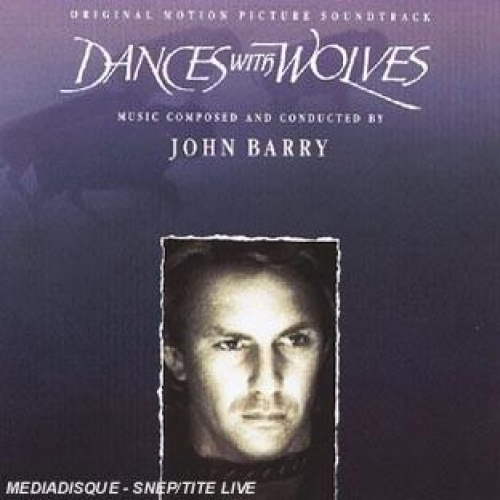 DANCES WITH WOLVES (BOF)