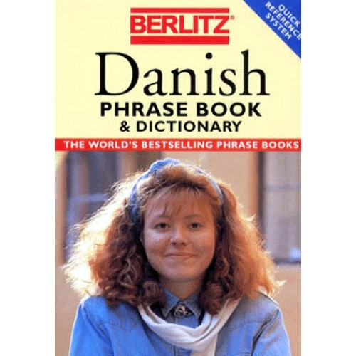 DANISH PHRASE BOOK AND DICTIONARY