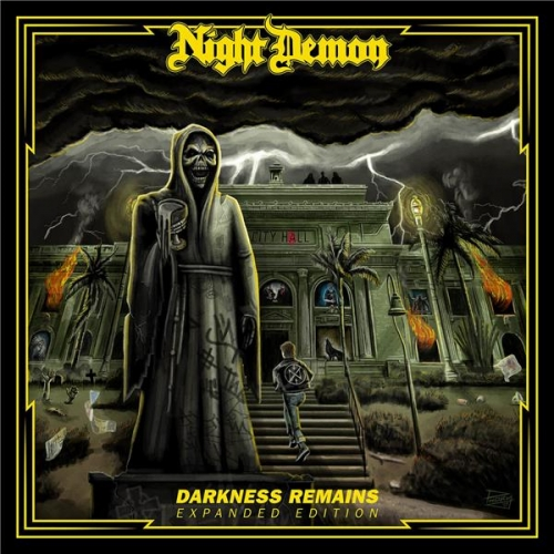 DARKNESS REMAINS - EXPANDED EDITION